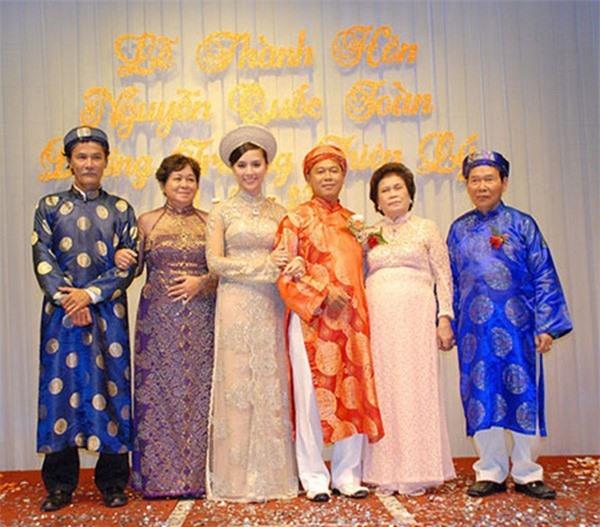 Những mỹ nhân Việt làm dâu gia tộc giàu có và bề thế - ảnh 4