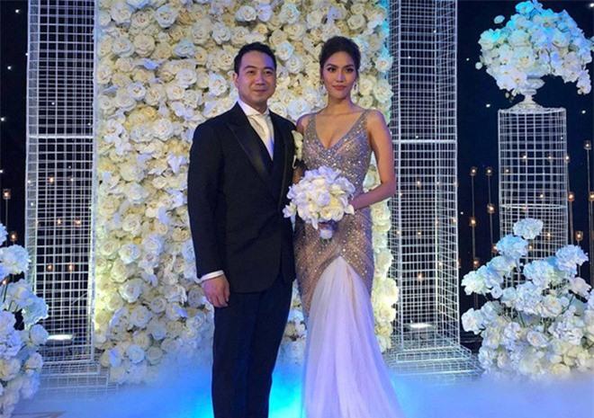 Những mỹ nhân Việt làm dâu gia tộc giàu có và bề thế - ảnh 6
