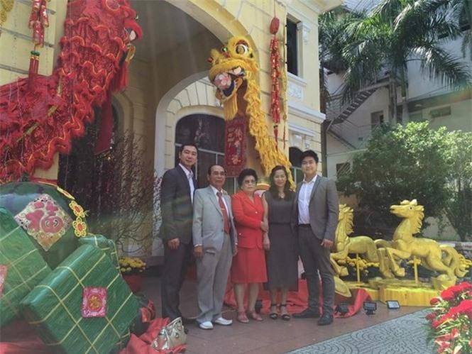 Những mỹ nhân Việt làm dâu gia tộc giàu có và bề thế - ảnh 7