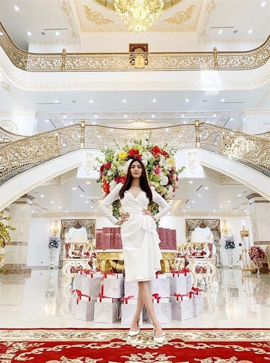 Những mỹ nhân Việt làm dâu gia tộc giàu có và bề thế - ảnh 8