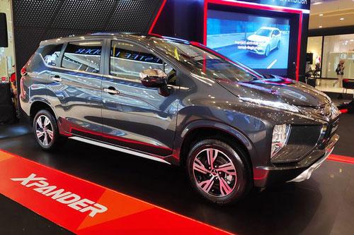Cận cảnh Mitsubishi Xpander 2020 giá hơn 400 triệu, cạnh tranh Suzuki Ertiga, Toyota Avanza