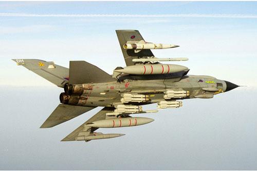 Vào hôm 14/2, người phát ngôn lực lượng vũ trang Houthi - Chuẩn tướng Yahya Saria tuyên bố họ đã bắn hạ một chiến đấu cơ Tornado hiện đại của không quân hoàng gia Saudi Arabia trên vùng trời phía Nam Yemen.