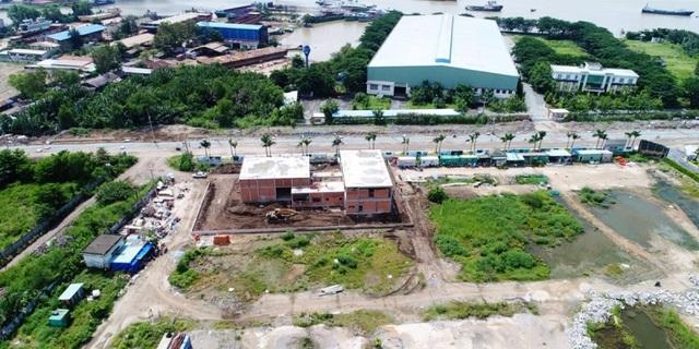 Hiện TP.HCM có nhiều dự án bất động sản từ nguồn đất công chưa thể triển khai do vướng về thủ tục pháp lý.