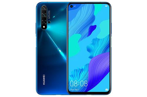 Huawei Nova 5T.