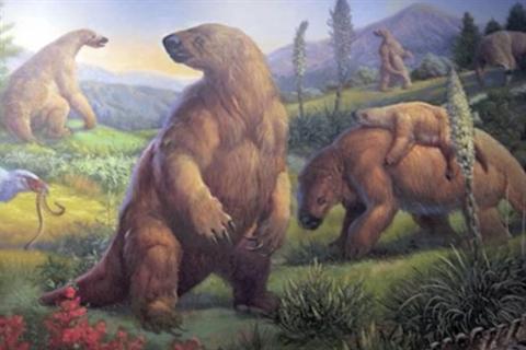 Loài quái vật hơn chục nghìn năm trước vẫn còn tồn tại?