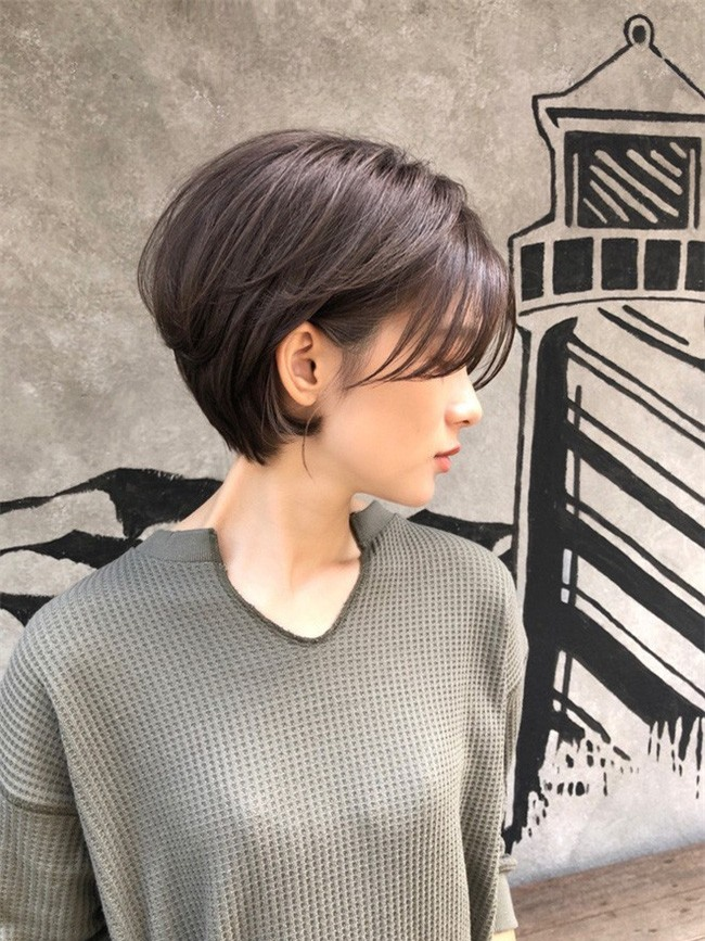 10 kiểu tóc ngắn mix màu nhuộm cho cô nàng cá tính - Ảnh 5.