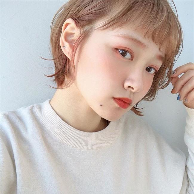 10 kiểu tóc ngắn mix màu nhuộm cho cô nàng cá tính - Ảnh 9.