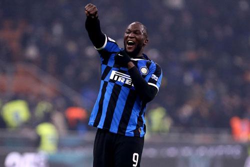 3. Romelu Lukaku (Inter Milan, 17 bàn).