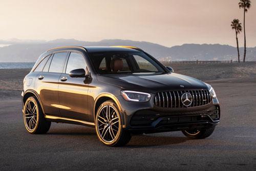 Mercedes-Benz GLC 43 4Matic 2020.