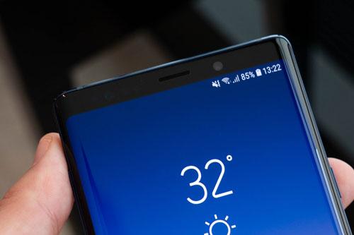 =7. Samsung Galaxy Note 9 (92 điểm).