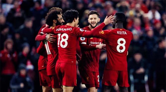 Liverpool được đánh giá là một trong những CLB hay nhất thế giới