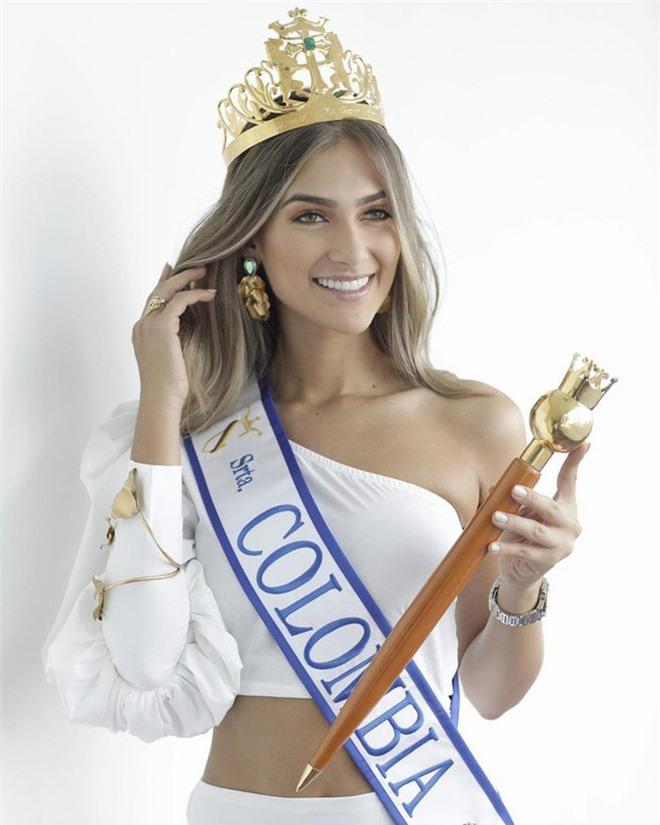 Những đối thủ đầu tiên của Khánh Vân tại Miss Universe 2020: Toàn chiến binh mạnh, đại diện Ấn Độ xứng đáng phải dè chừng! - Ảnh 8.