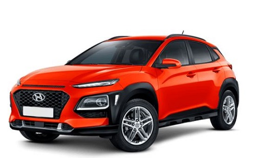 Doanh số SUV đô thị tháng 1: Hyundai Kona liên thống trị
