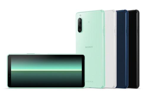 Sony Xperia 10 II có 4 màu xanh, bạc hà, đen hoặc trắng, bán ra vào cuối mùa Xuân này. Giá bán của máy là 369 euro (tương đương 9,26 triệu đồng).