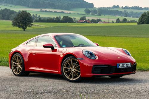1. Porsche 911.