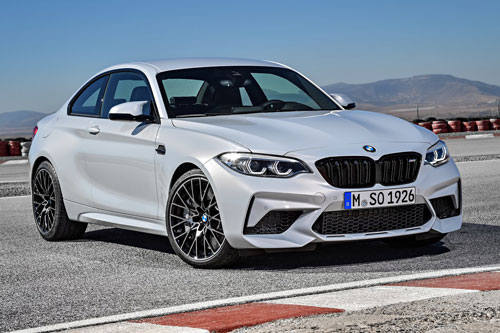 5. BMW M2 Competition.