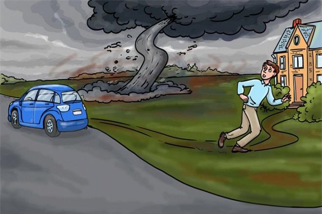 gặp sự cố khi lái xe 2