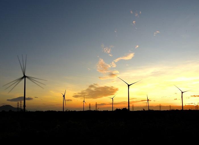 Tổ hợp dự án điện gió của Tập đoàn Trung Nam tại Ninh Thuận