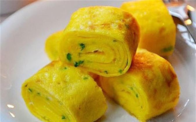Món trứng thơm ngon hấp dẫn hơn