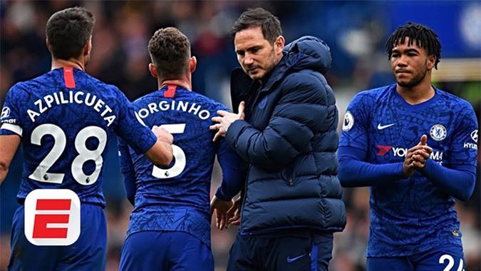 Thầy trò Lampard bị đánh giá thấp hơn Bayern trong cuộc đối đầu ở trận lượt đi vòng 1/8 Champions League