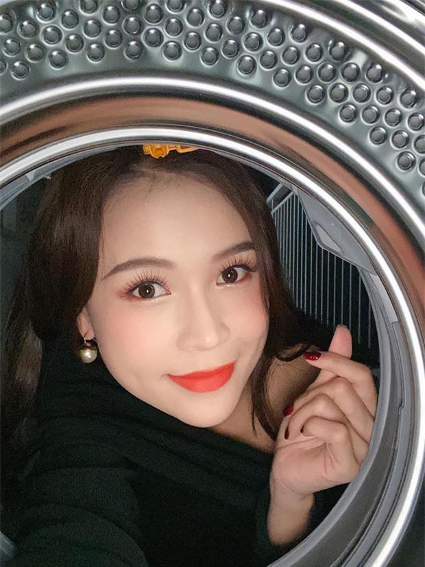sao việt chụp trong lồng giặt 2