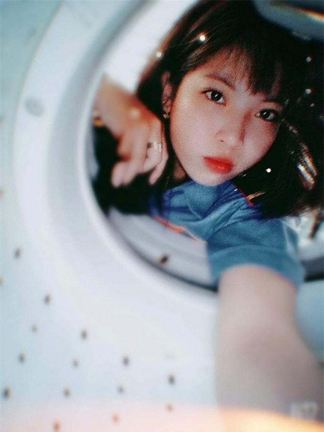 sao việt chụp trong lồng giặt 5