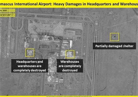 Israel tung bang chung phong khong Syria bat luc