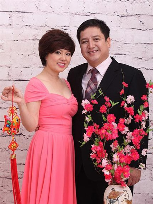 Ngọc Huyền nói gì khi Chí Trung tiết lộ việc ly hôn nhưng vẫn còn yêu trên sóng truyền hình? - Ảnh 1.