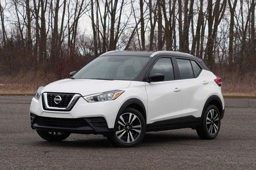 Nissan Kick SR 2020.