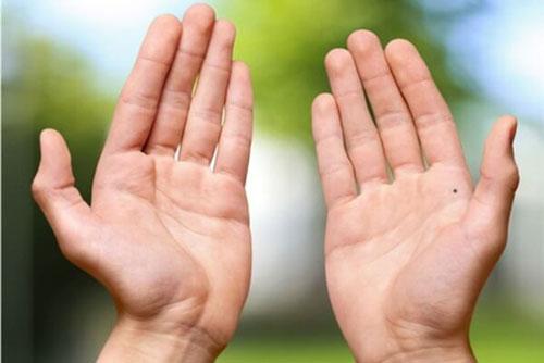 Những dấu hiệu trong lòng bàn tay cho thấy có phước trời ban, tiền bạc chất cao như núi