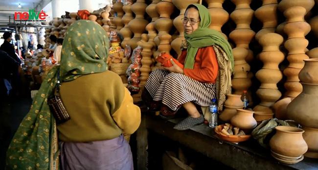 """""""Chợ đàn bà"""" được thành lập từ vài thế kỷ trước, khi Manipur còn nằm dưới quyền cai trị của nhà vua"""