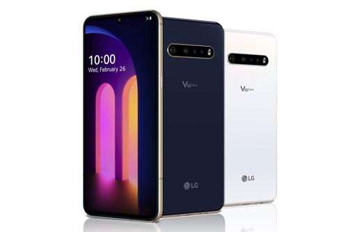 LG V60 ThinQ 5G.