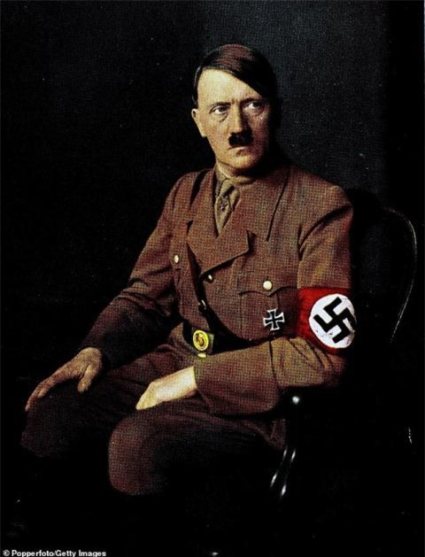 Lo vuon rau trong can cu Hang Soi cua Hitler
