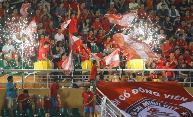 Siêu Cúp Quốc gia cũng sẽ thi đấu trên sân không khán giả - Ảnh 1.