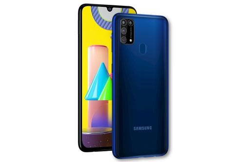 Samsung Galaxy M31 có 2 màu đen và xanh, lên kệ ở Ấn Độ vào ngày 5/3 tới. Giá bán của phiên bản ROM 64 GB là 14.999 Rupee (tương đương 4,84 triệu đồng). Phiên bản ROM 128 GB có giá 15.999 Rupee (5,16 triệu đồng).