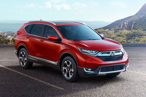Honda CR-V giảm giá mạnh tại đại lý, 'đe nẹt' Toyota Fortuner, Mazda CX-5