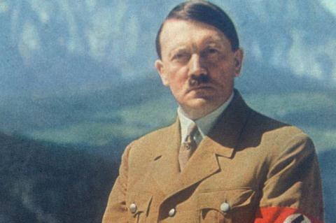 Trùm phát xít Adolf Hitler