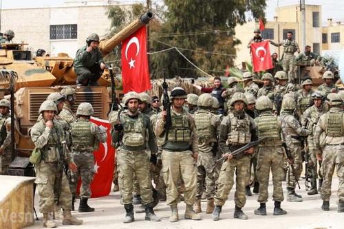 Thổ Nhĩ Kỳ đối diện cuộc đảo chính quân sự mới? Ảnh: Al Masdar News.