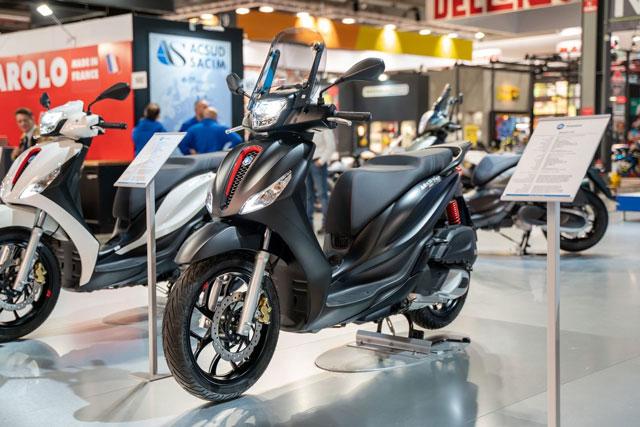 Xe ga 155 phân khối, phanh ABS, giá hơn 90 triệu, cạnh tranh với Honda SH