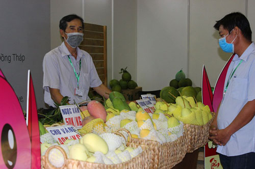 Xuất khẩu rau quả không thể 'bẻ cua' gấp