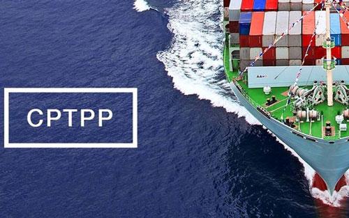 CPTPP, cơ hội lớn cho các ngành hàng xuất khẩu mũi nhọn