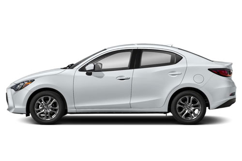 5. Toyota Yaris 2020 (giá khởi điểm: 15.650 USD).