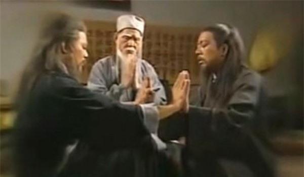 Vô Danh Thần tăng là cao thủ sở hữu võ công cái thế trong tiểu thuyết Kim Dung