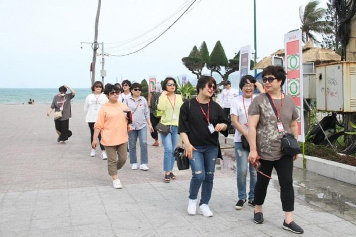 Du lịch là ngành kinh tế mũi nhọn của Khánh Hòa (Ảnh minh họa)
