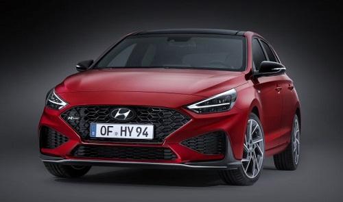 Hyundai i30 2020.