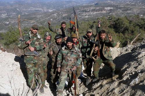 Quân đội Ả Rập Syria (SAA)