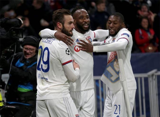 Lyon đã có trận đấu quả cảm