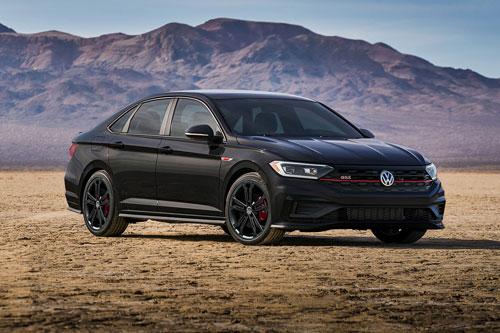 Volkswagen Jetta GLI 2020.