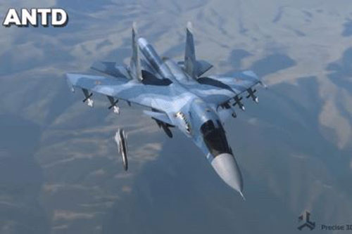 Sau nâng cấp, 'xe tăng bay' Su-34 Nga quay lại Syria tìm kiếm hào quang