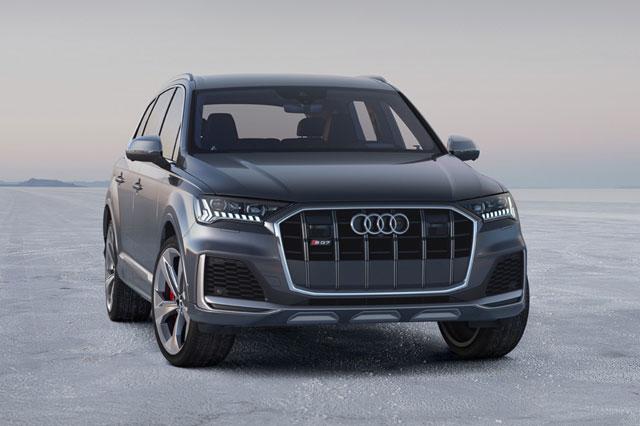 Audi SQ7 2020.